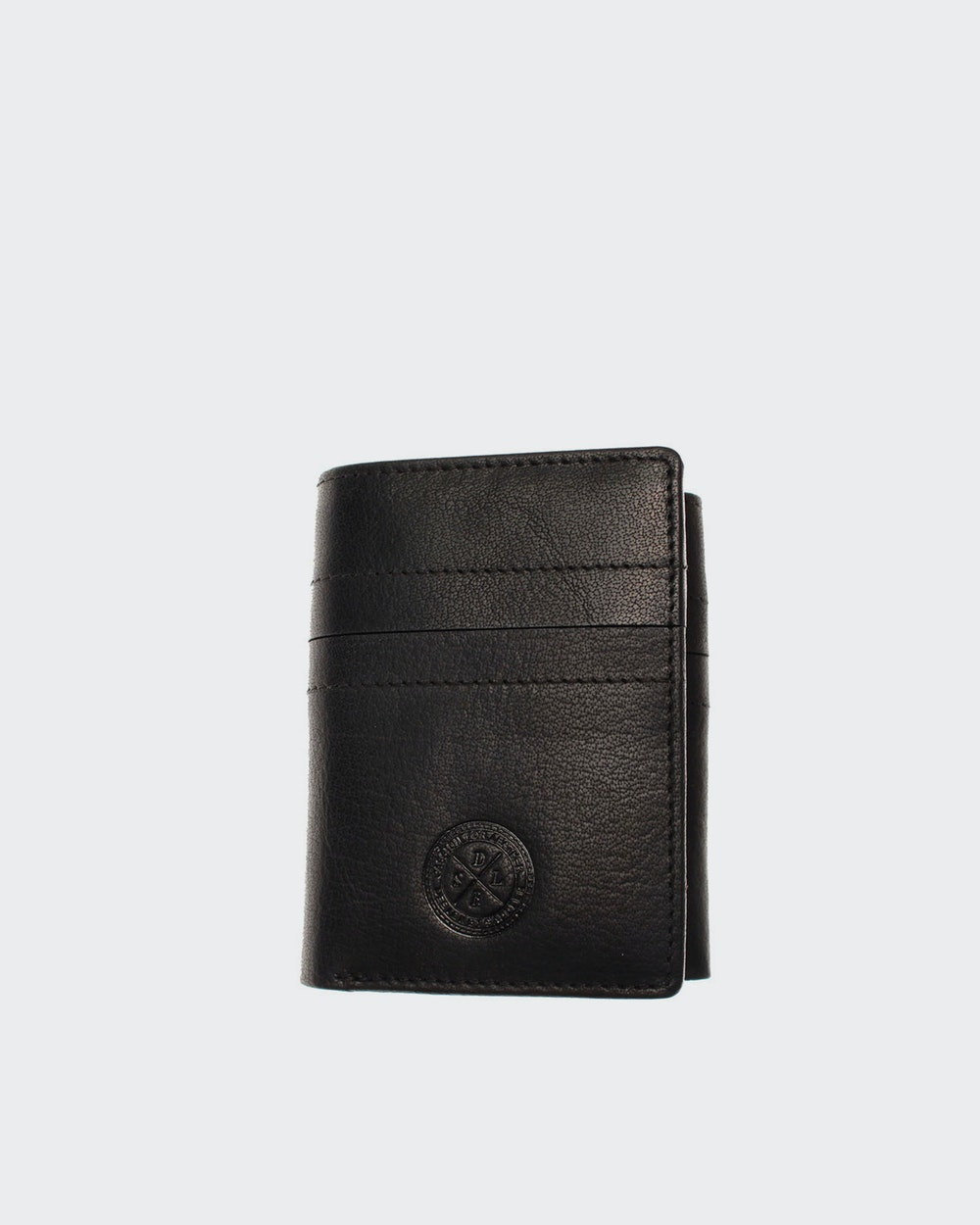 Reims plånbok Black Saddler