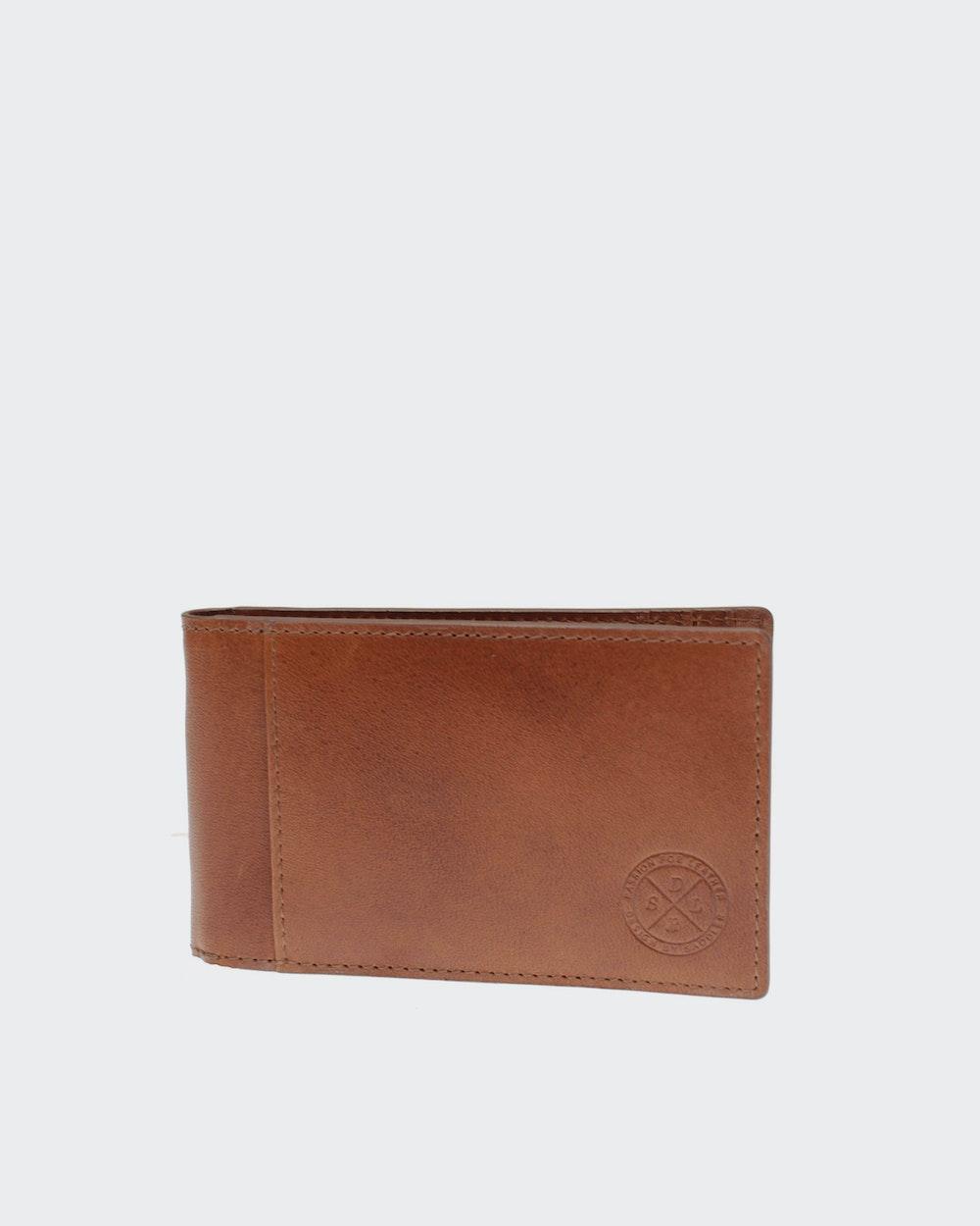 Pistoria plånbok Brown Saddler