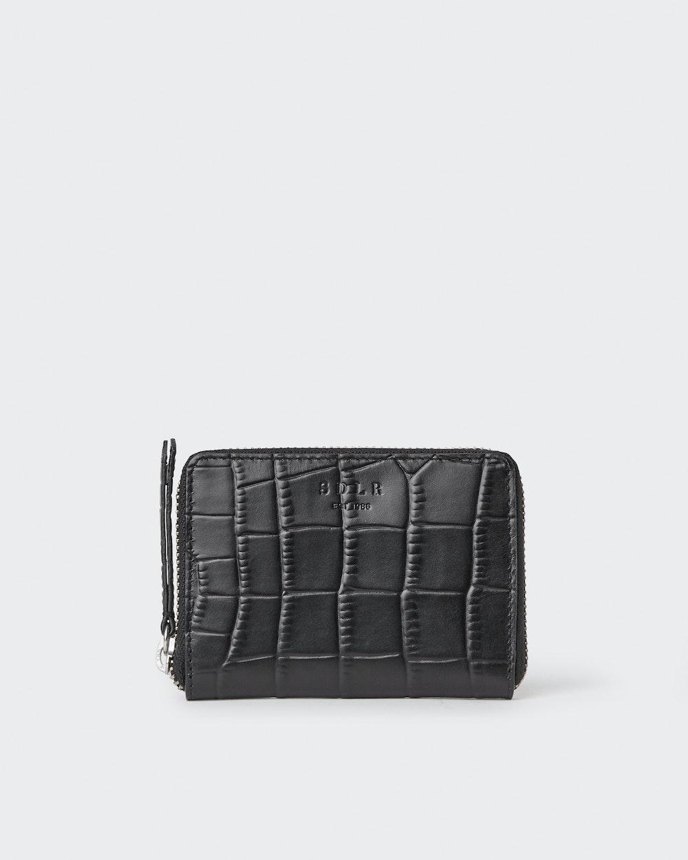 Como wallet Black Saddler