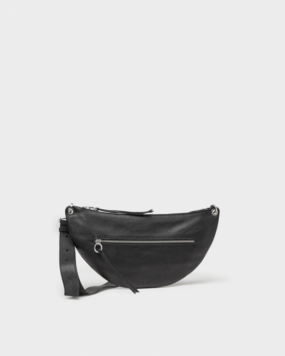 Chicago shoulder bag Black Saddler