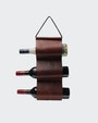 Wine rack  Brown Saddler