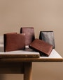 Mandal wallet Black Saddler