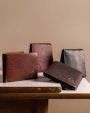 Mandal plånbok Svart Saddler