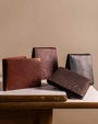 Mandal wallet Brown Saddler