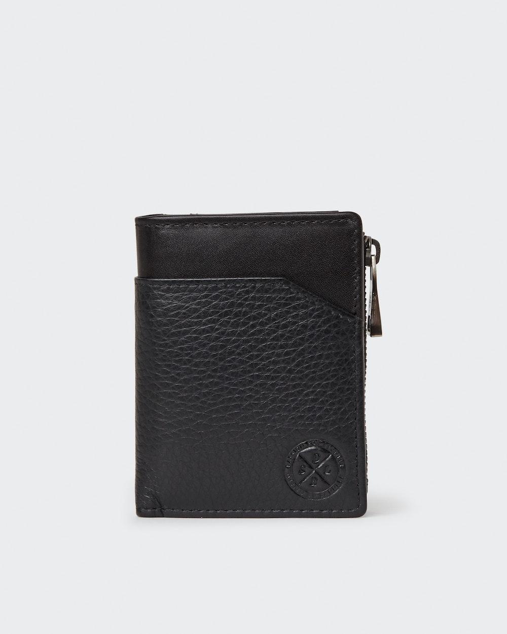 Kirkenes wallet Black Saddler