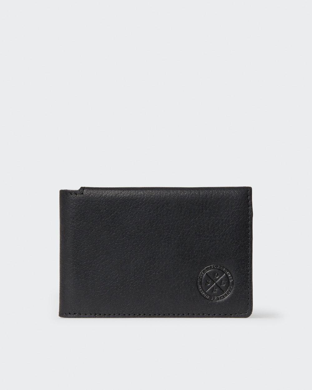 Harald plånbok Black Saddler
