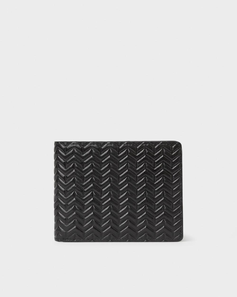 Nils wallet Black Saddler