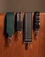 Shoulder strap Green Saddler