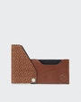 Oliver card holder Brown Saddler