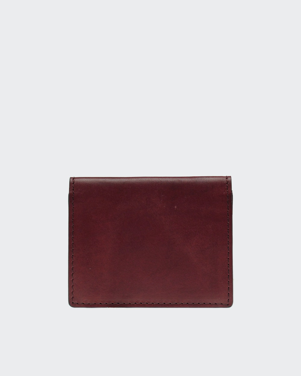 Ted wallet Red Oscar Jacobson
