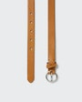 Esbjerg belt Light brown Saddler