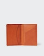 John business card holder Orange Morris
