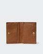 Leila wallet Light brown Morris