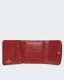 Vera plånbok Röd Morris