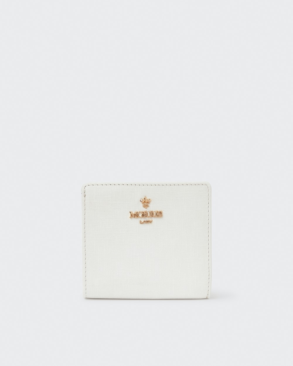 Hailey wallet White Morris
