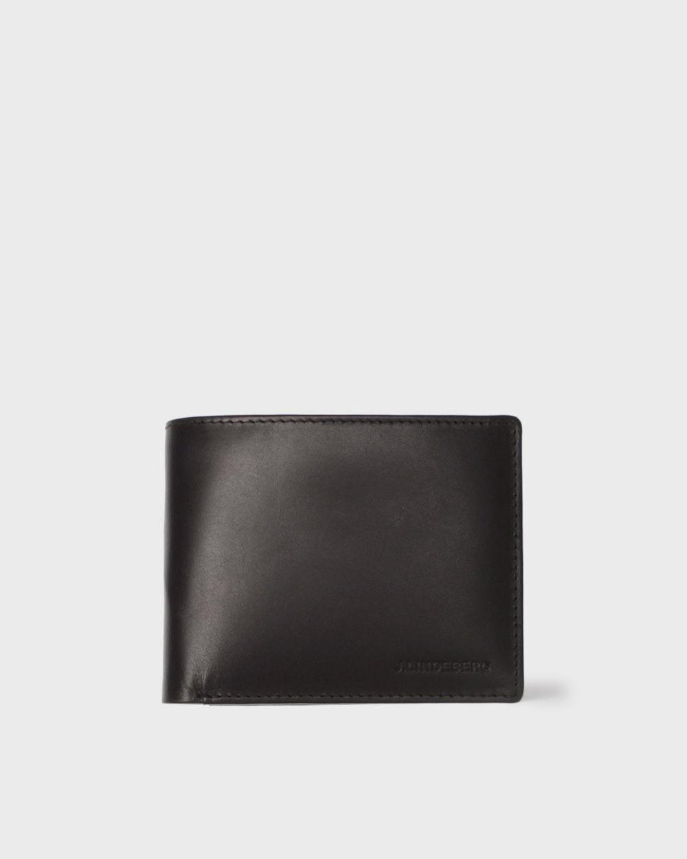 Gene wallet Black J.Lindeberg