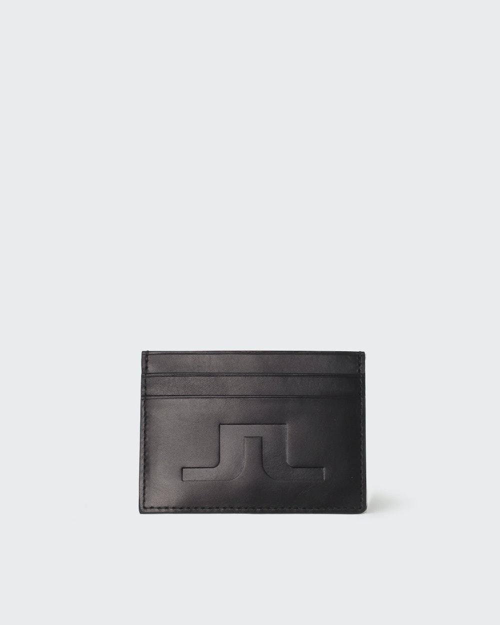 Jarvis wallet Black J.Lindeberg