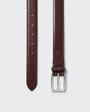 Viktor belt Dark brown Oscar Jacobson