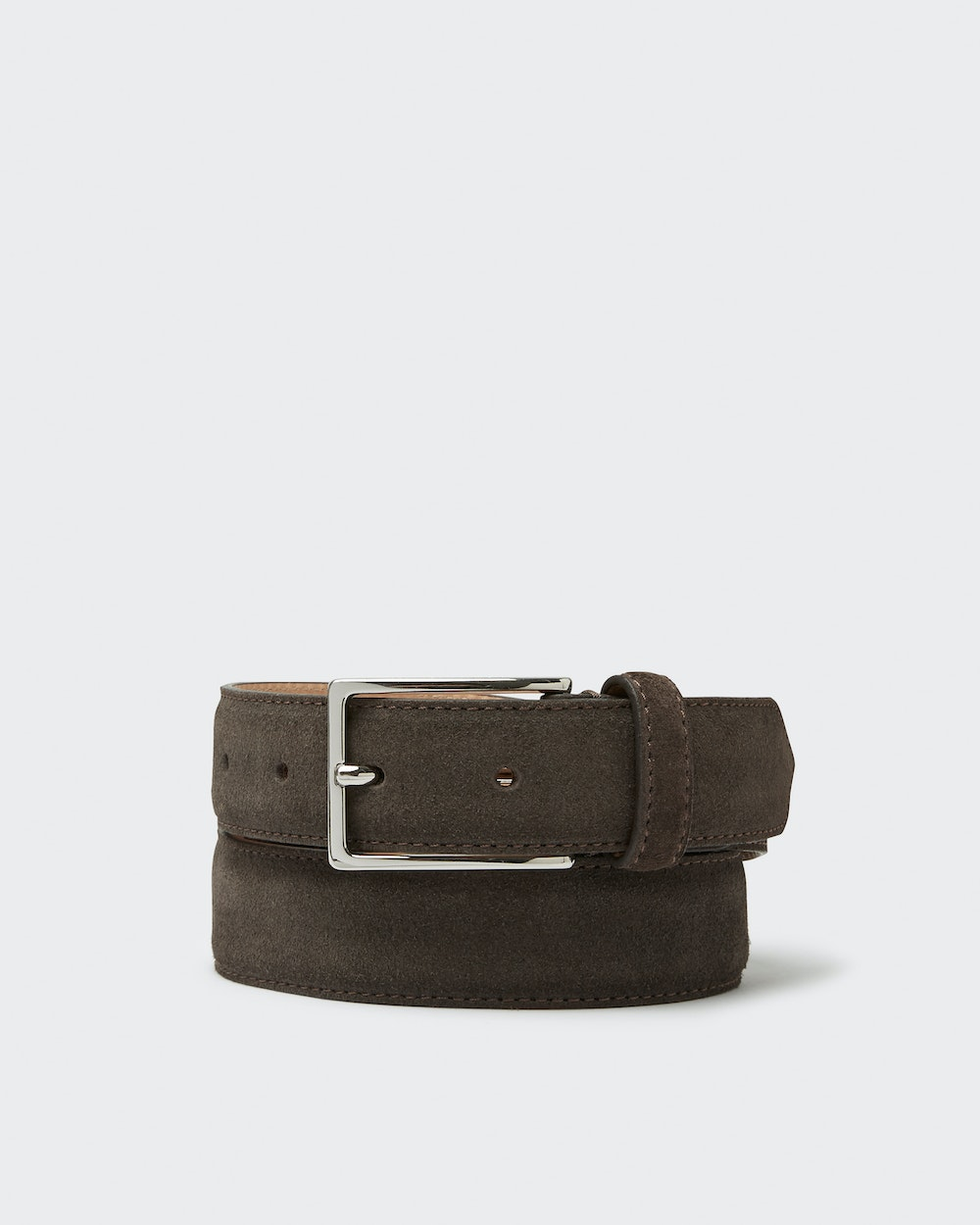 Vilhelm belt Dark brown Oscar Jacobson