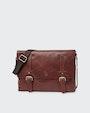 Ryan messenger bag Brown Saddler