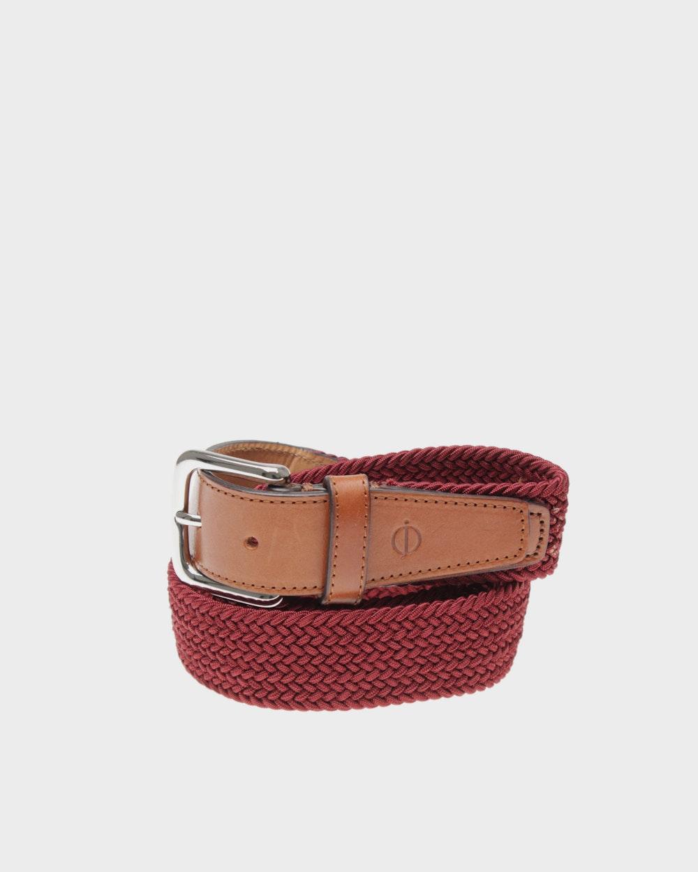 Belt Red Oscar Jacobson