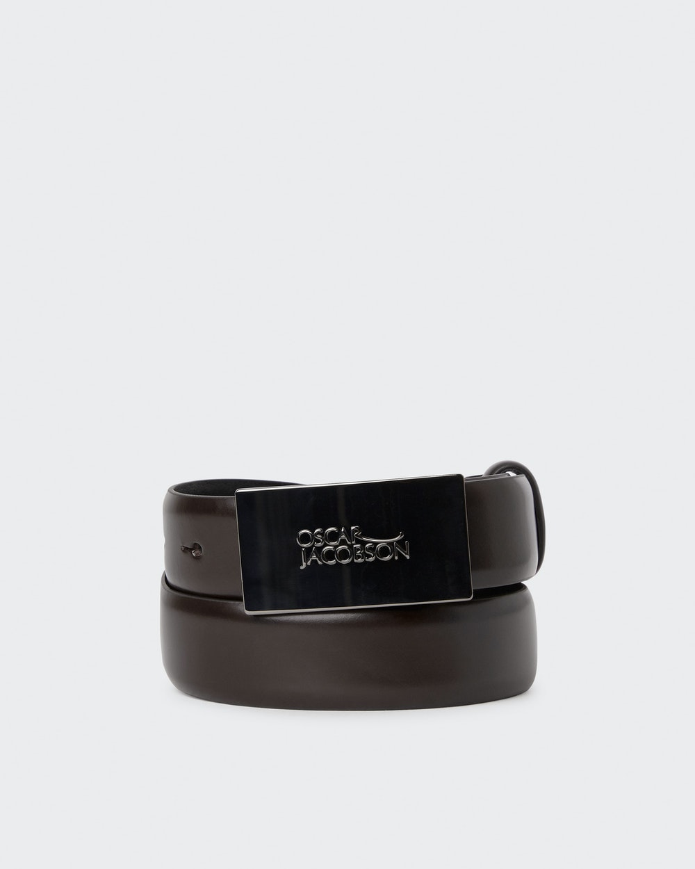 Van belt Dark brown Oscar Jacobson