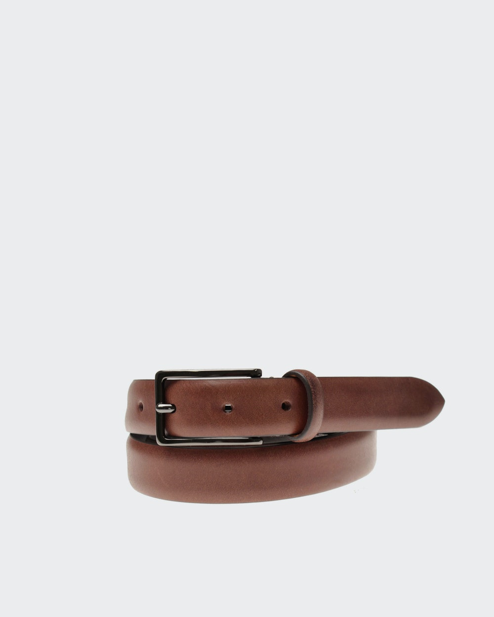 Valentine belt Dark brown Oscar Jacobson