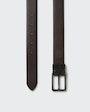Vendel belt Dark brown Oscar Jacobson