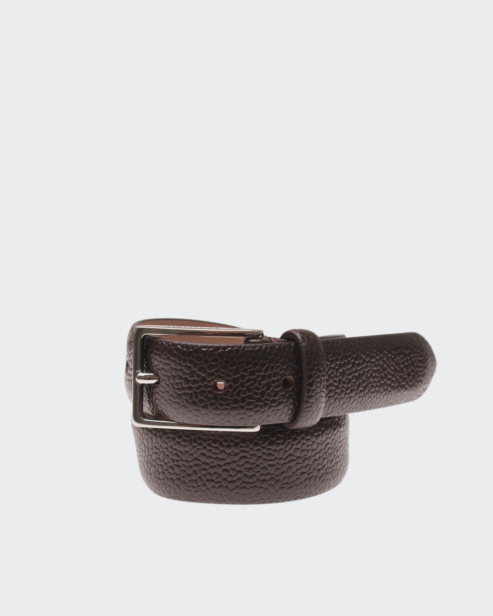 Vigor belt Dark brown Oscar Jacobson