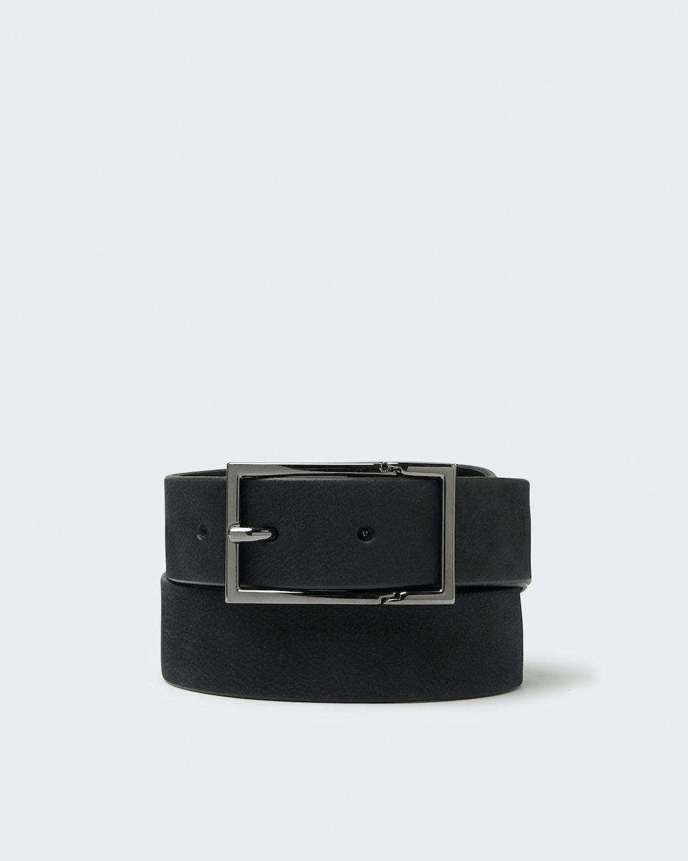 Vivek belt Black Oscar Jacobson