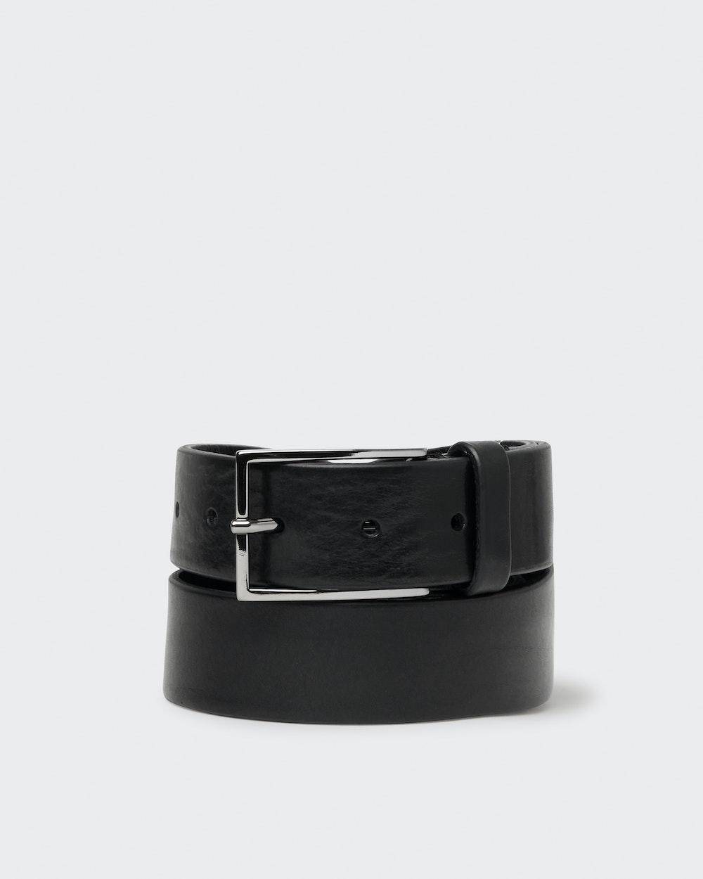 Vilding belt Black Oscar Jacobson