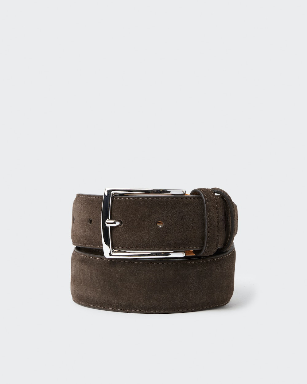 Etienne belt Dark brown Morris