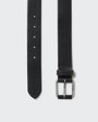 Pierre belt Black Morris