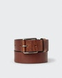 Pierre belt Brown Morris