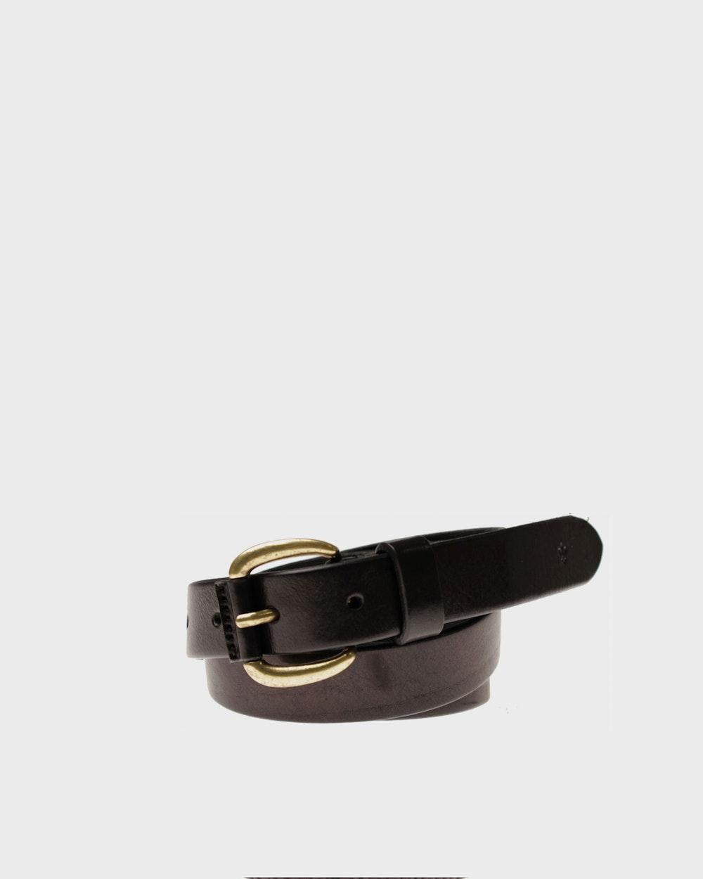 Margaux belt Black Morris