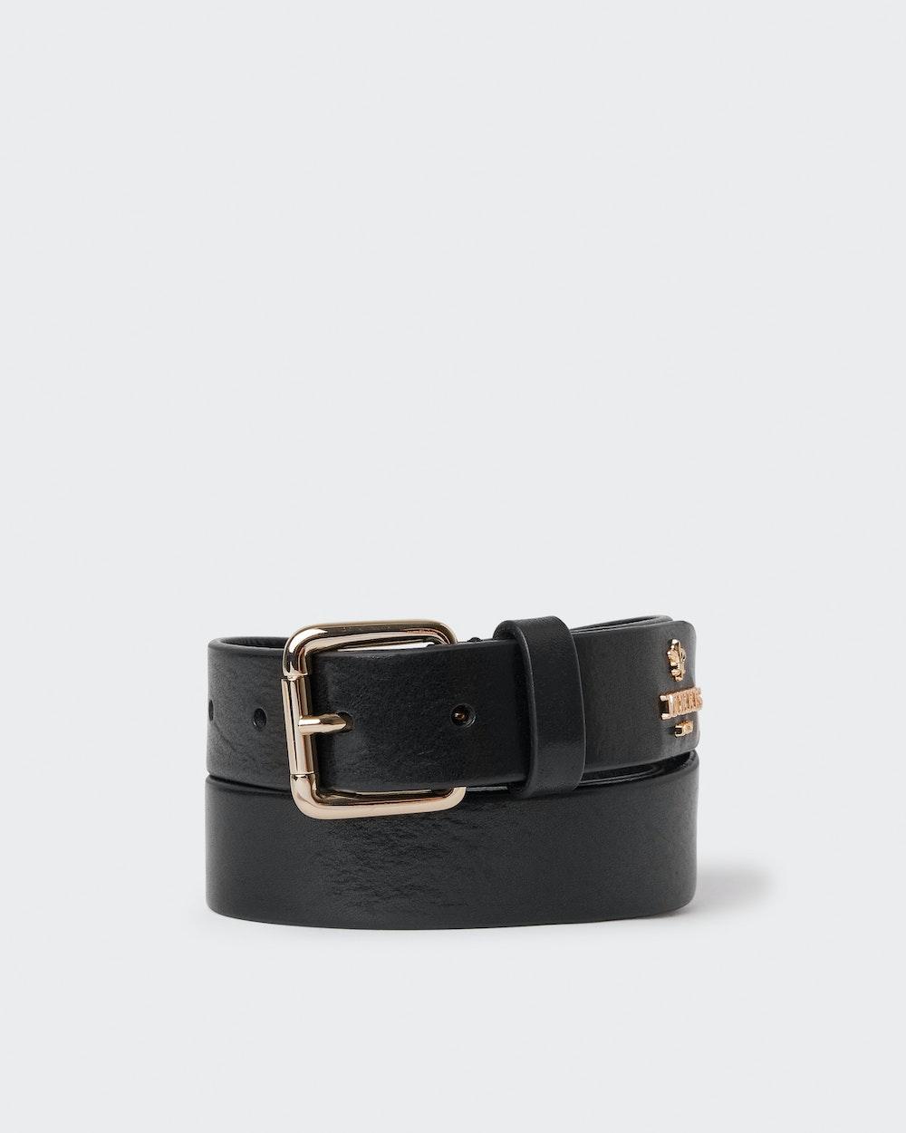 Marthe belt Black Morris