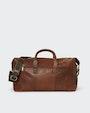 Metz weekend bag Brown Saddler