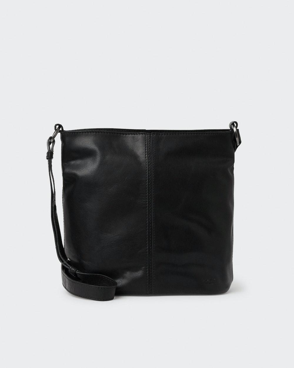 Nancy handväska Black Saddler