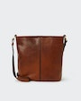 Nancy handbag Brown Saddler