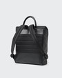 Palermo backpack Black Saddler