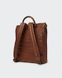 Palermo backpack Brown Saddler