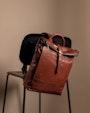 Palermo ryggsäck Brun Saddler