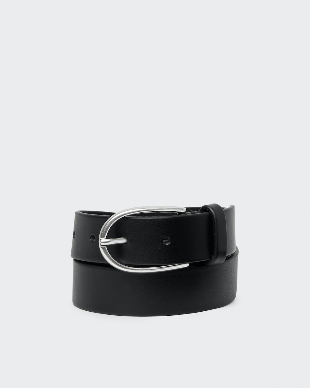 Harlow belt Black Saddler