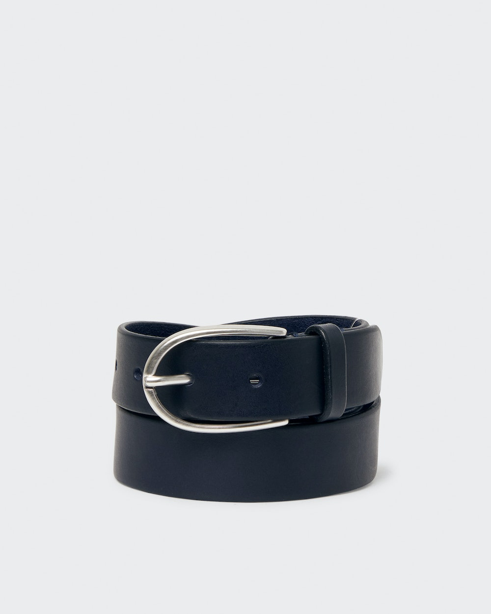 Harlow belt Blue Saddler