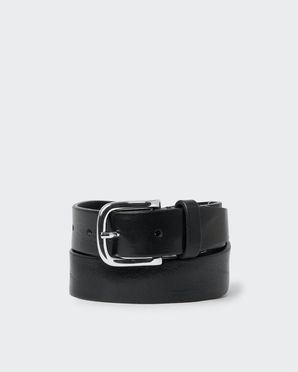 Epping belt Black Saddler