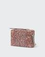 Milano shoulder bag Pink Saddler