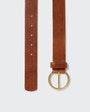 Ragusa belt Light brown Saddler