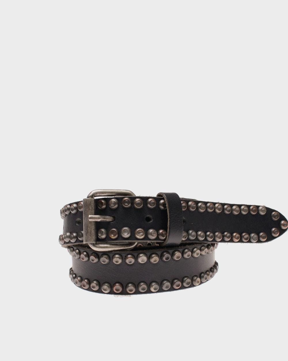 Sacramento belt Black Saddler