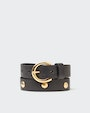 Wilma belt Black Saddler