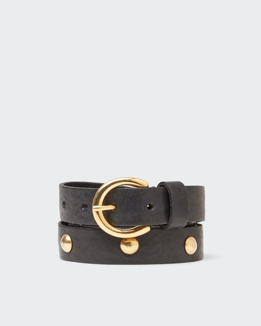 Wilma belt Black Saddler